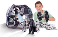 [Panier Plus] Star Wars - Set Papercraft Classic Death Star Deluxe Pack