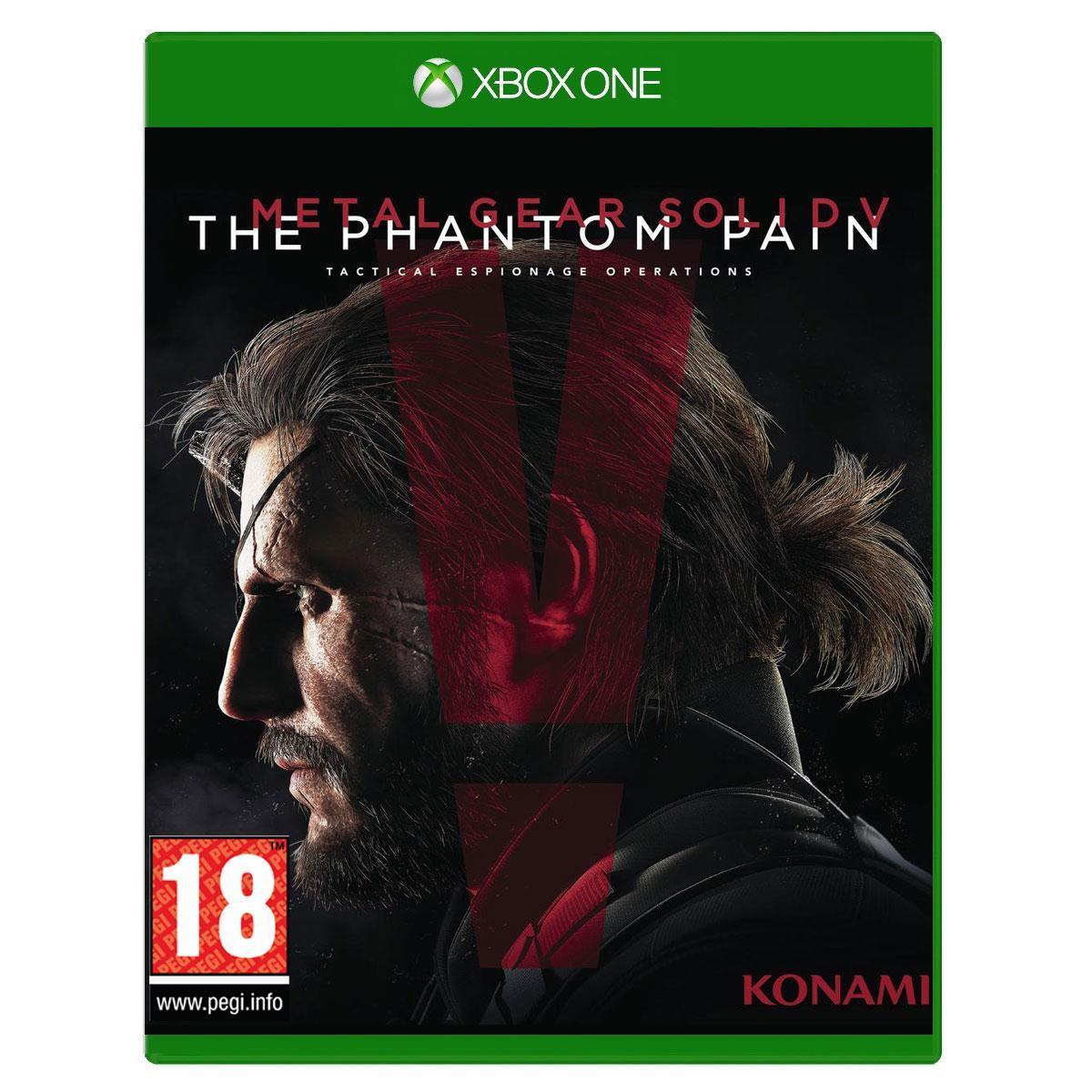 [Cdiscount à Volonté] Sélection de jeux en promotion - Ex : Metal Gear Solid V The Phantom Pain - Edition Day One sur Xbox One