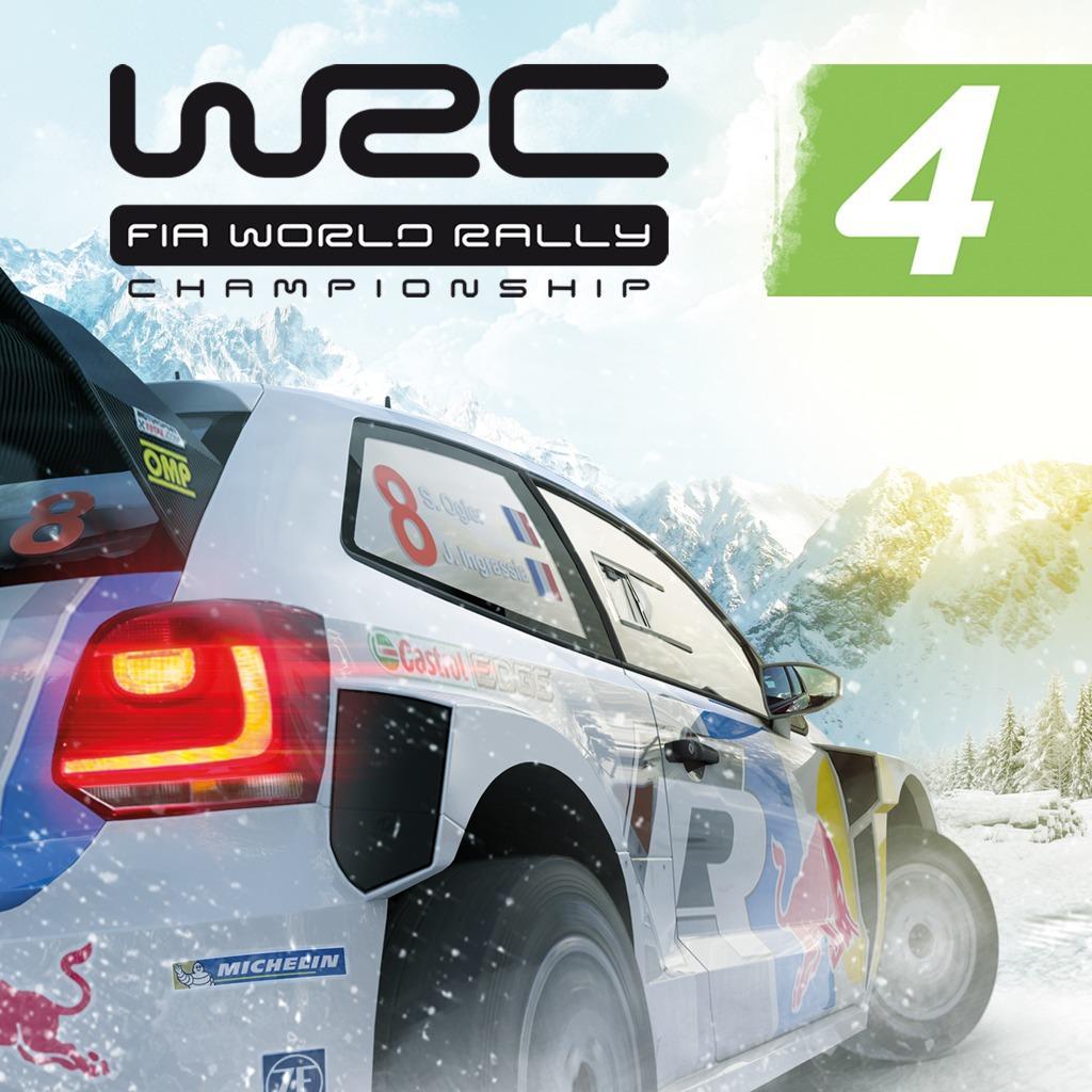WRC 4 FIA World Rally Championship sur PC (dématérialisé, Steam)