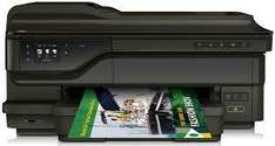 Imprimante 4-en-1 HP Officejet Pro 7612 - Format A3+ (via ODR 40€)