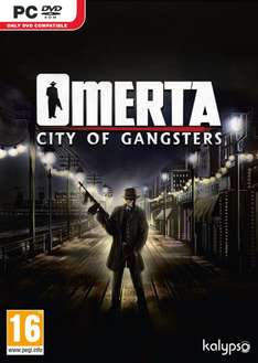 Omerta: City of Gangsters sur PC