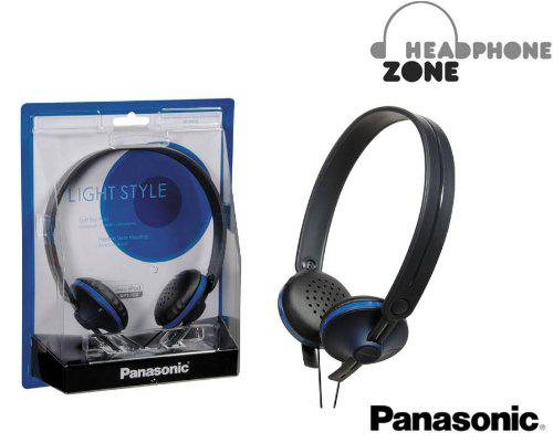 Casque arceau Panasonic RP-HX35E bleu