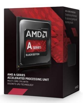 Processeur AMD A10-7850K Black Edition 3.7GHz - FM2+, Radeon HD R7 series
