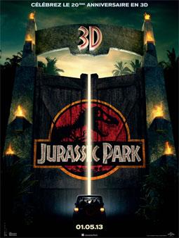 [Adhérents] Place de cinéma gratuite pour Jurassic Park 3D