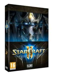 Starcraft 2: Legacy of the Void sur PC