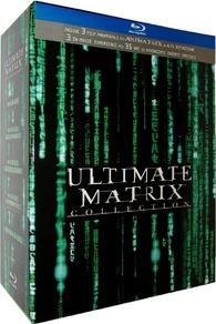 Coffret Blu-ray / DVD Trilogie Matrix + Animatrix - Ultimate Collection