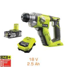 Marteau perforateur / burineur Ryobi R18SDS-L25S (18 V, SDS+)