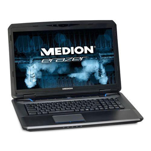 "PC Portable Gamer 17.3"" Medion Erazer X7835 (i7-4710MQ Quad Core 2.5 GHz - RAM 16 Go - SSD 128 Go + HDD 1 To - Nvidia GeForce GTX 980M - Full HD) + jeu offert"