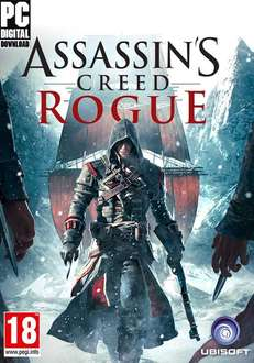 Assassin's Creed Rogue sur PC (Dématérialisé - Uplay)