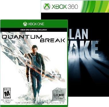 Quantum Break sur Xbox One + Alan Wake (+ 2DLC)