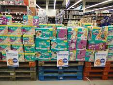 Sélection de Couches Pampers BabyDry / ActiveFit à -50% - Ex : Couces Pampers Active fit Baby Dry T3, T4, T5