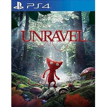 Unravel sur PlayStation 4 (dématérialisé)