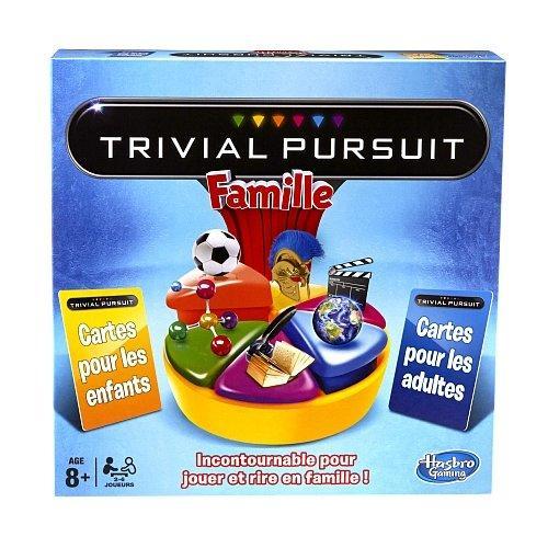 Jeu de société Hasbro 730135960 - Trivial Pursuit Famille