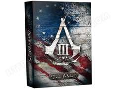 Assassin's Creed 3 édition collector Join or Die PS3