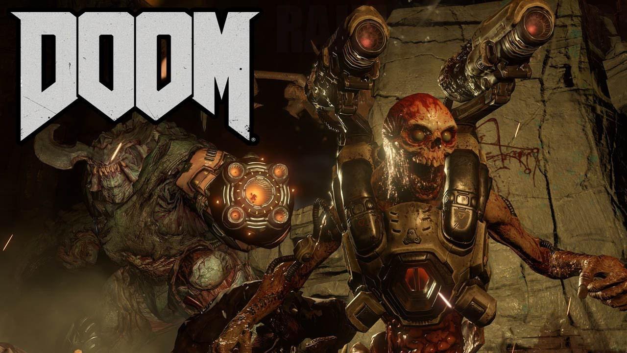 Accès à la bêta fermée de Doom sur PC, PlayStation 4 ou Xbox One
