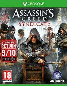 Assassin's Creed Syndicate (VO uniquement) sur Xbox One