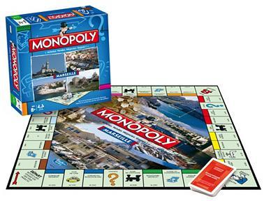 Sélection de jeux de société en promotion - Ex : Monopoly des villes