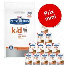 Lot de croquettes pour chat Hill´s Prescription Diet
