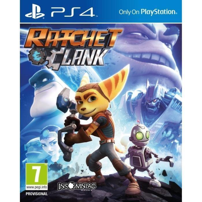 [Précommande] Ratchet and Clank sur PS4 avec DLC le Rebondisseur + 2 places pour le film