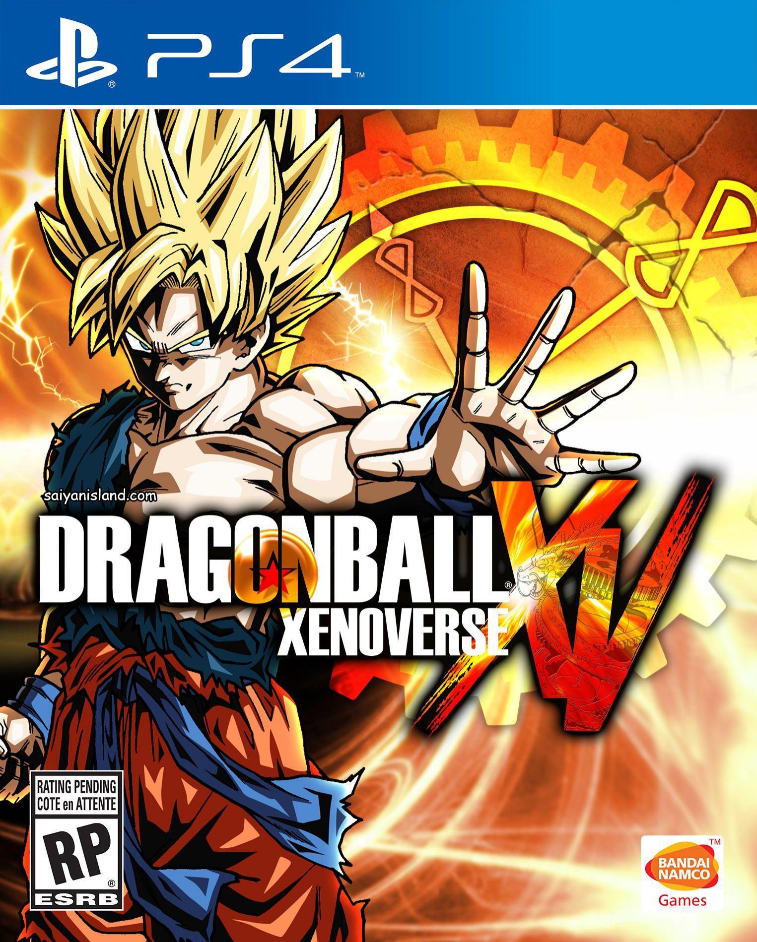 Dragon Ball: Xenoverse sur PlayStation 4 et Xbox One