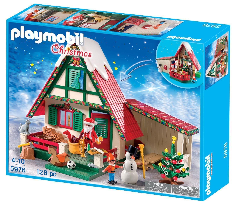 Promotions sur une sélection de jouets Playmobil - Ex: Playmobil Christmas