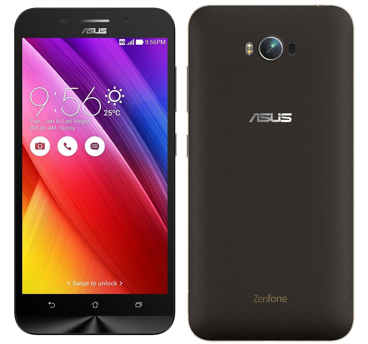 "Smartphone 5.5"" Asus Zenfone MAX ZC550KL - IPS 1280x720, Snapdragon 410 1.2GHz, RAM 2Go, 16Go, 5000mAh, Dual Sim, Android 5.0"
