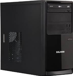 PC de bureau HAL3000 PCHS20303 (Celeron J1900 2 GHz, 2 Go RAM, 120 Go)