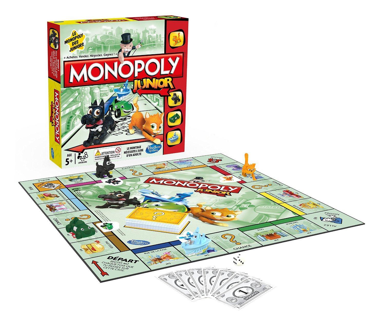 Jeu de société Monopoly Junior