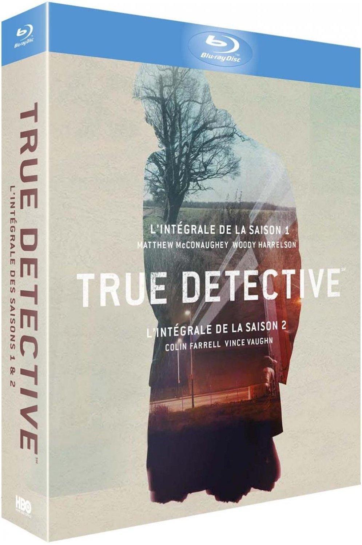 True Detective - Saisons 1 et 2 [Blu-ray]