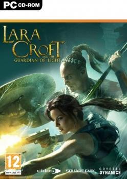 Lara croft and the guardian of light sur PC (dématérialisé)