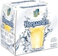 Bière blanche Hoegaarden 12 x 25 cl
