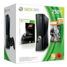 Console Xbox 360 - 250 Go + Forza Motorsport 3 + Crysis 2