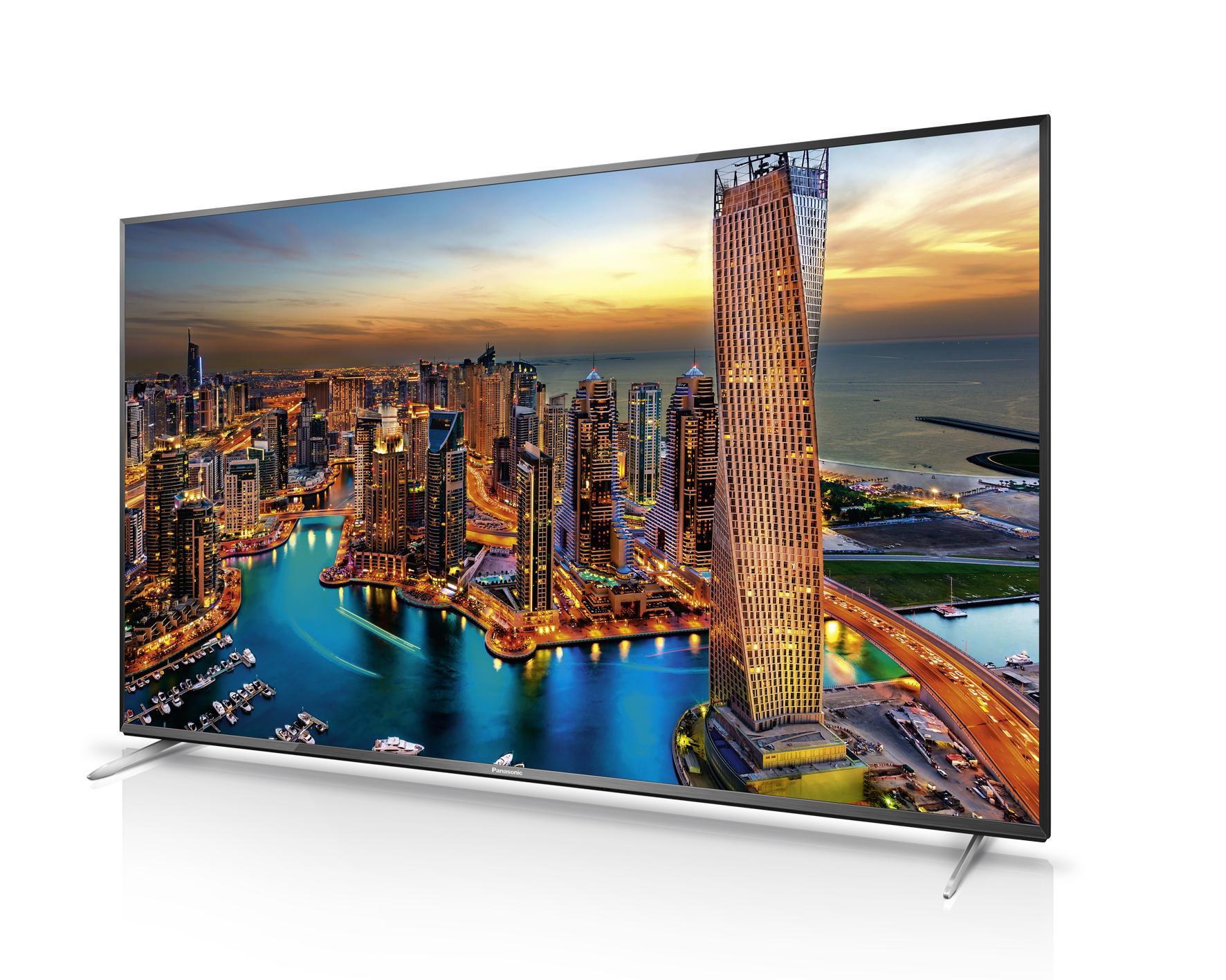 "TV 55"" Panasonic TX-55CXW704 - LED, 4K UHD"