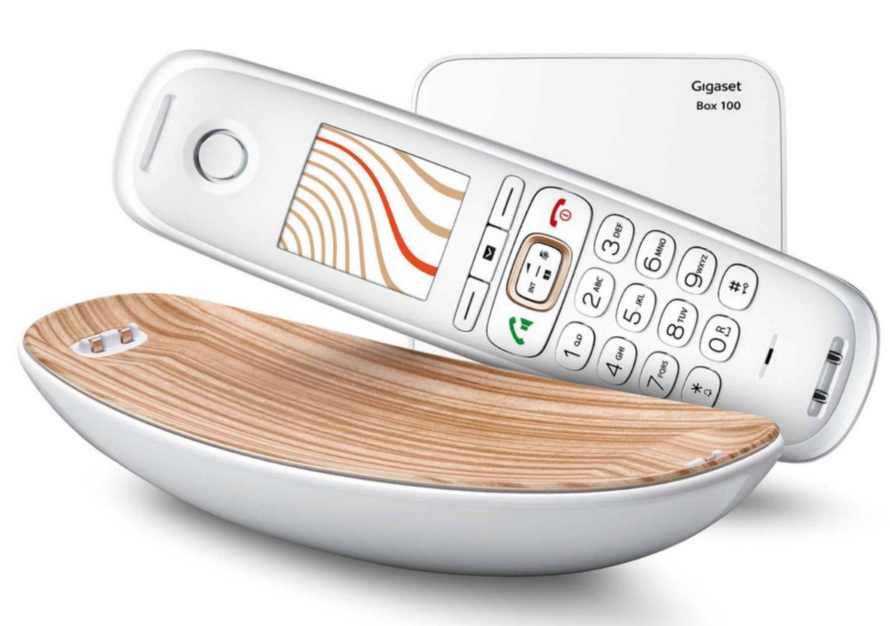 téléphone sans fil DECT Gigaset Zebrano