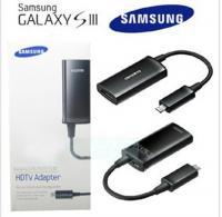 Chargeur 3€ ou Câble micro USB MHL-HDMI - Samsung Galaxy S3 et Note2