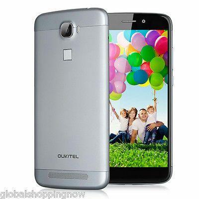 "Smartphone 5.5"" Oukitel U10 - Android 5.1, 4G, 16GO, Dual SIM"