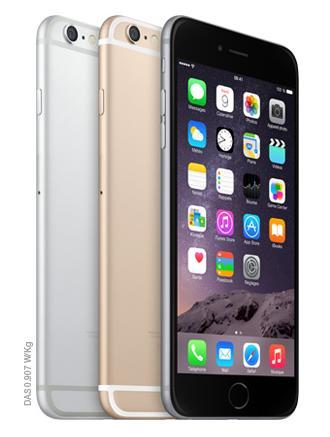 """Smartphone 5.5"""" iPhone 6 Plus - 16 Go"""