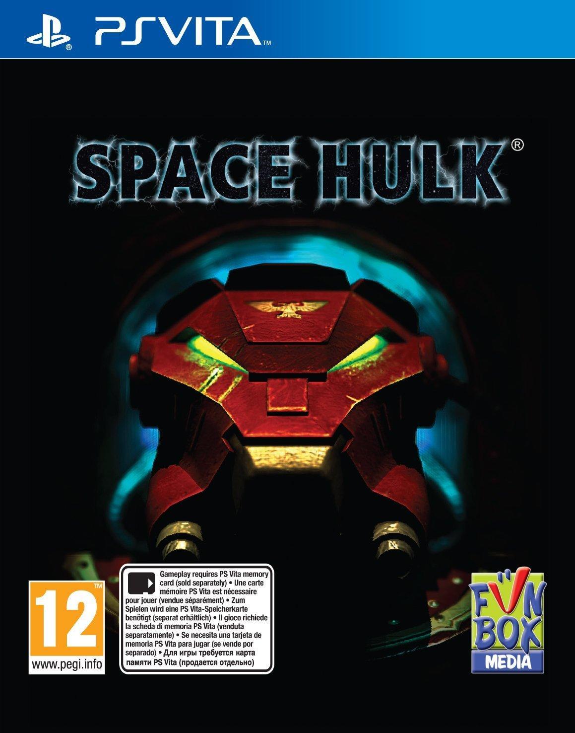 Space Hulk sur PS Vita