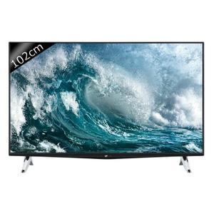 """TV LED 40"""" Continental Edison 40K0316B3 -  Smart TV, UHD, 4K, 50Hz"""