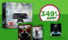 Pack Xbox One 1 To The Division + COD Black Ops 3 + Forza 6 (Dématérialisé) + Rise of Tomb Raider