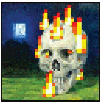 Poster Minecraft (Frais de port: 5.90€)