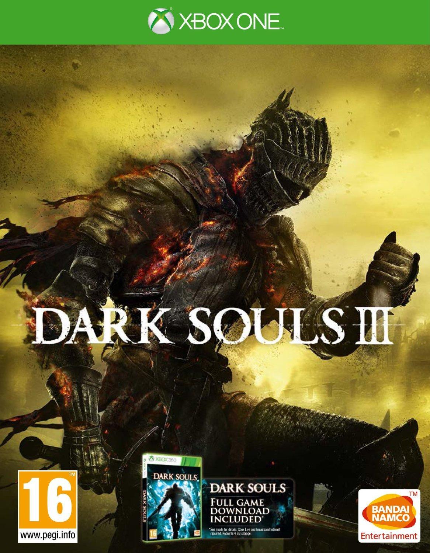 [Précommande] Dark Souls III sur PS4 et Xbox One (+ Dark Souls sur Xbox One en Dématérialisé)