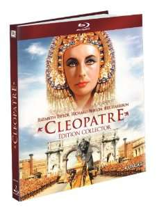 Cléopâtre - Digibook Collector Blu Ray