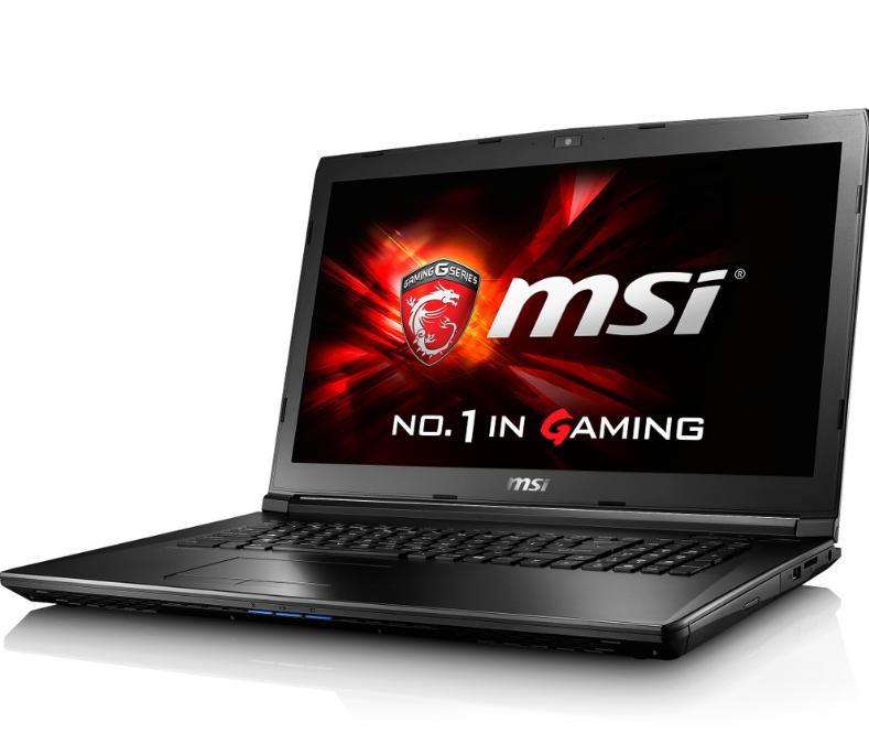 PC portable gamer MSI GL72 6QF-472FR (i7-6700HQ, GTX 960M, 8 Go de RAM, 1 To)