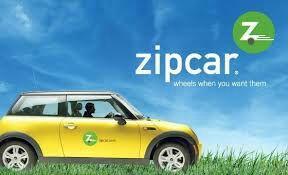 [Adhérents programme Voyageurs SNCF] Abonnement d'un an gratuit au service Zipcar + 5h de location offertes