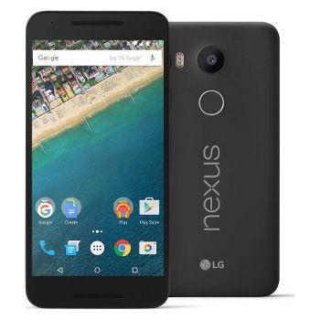 "Smartphone 5.2"" LG Nexus 5X - 32 Go"