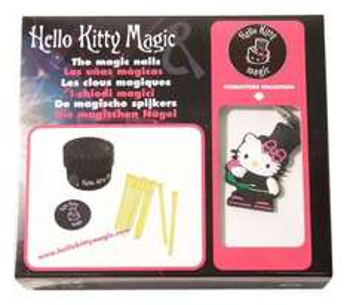 [Panier Plus] Kit Tour de Magie Hello Kitty Magic : Les clous magiques