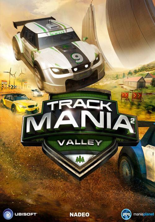 Sélection de jeux Trackmania en promotion - Ex : Jeu TrackMania² Valley sur PC (Dématérialisé)