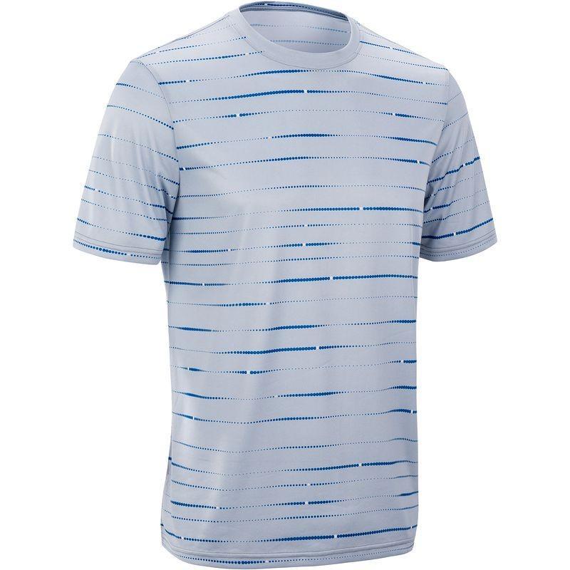 T-shirt homme Artengo 730 - Bleu/gris