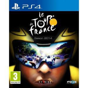 Jeu Tour de France 2014 sur PS4
